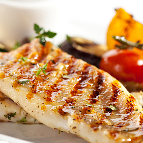Lemony Grilled Herbed Fish Recipe