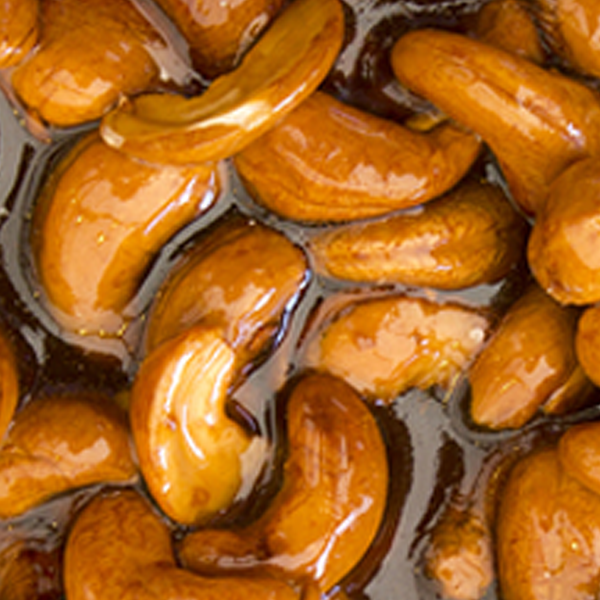 Cashew Nut Brittle Recipe