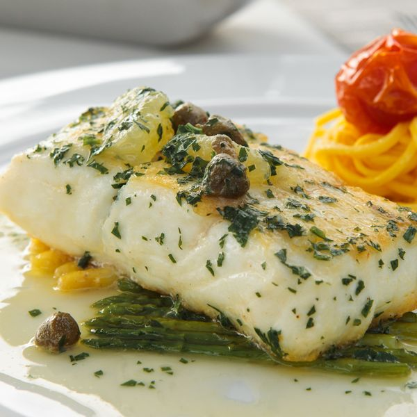 Grandmother 39 s kitchen for Halibut fish recipes