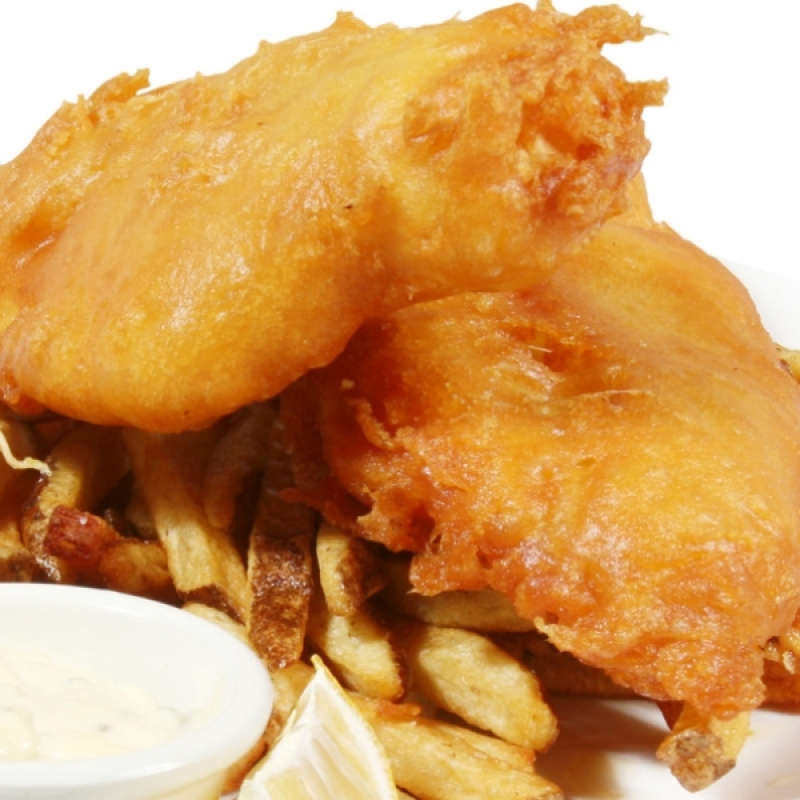 Beer battered fish recipe for Deep fry fish batter