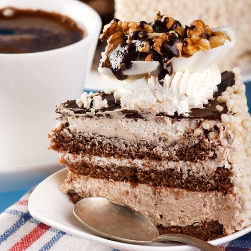Multi Layered Chocolate Cake Recipe
