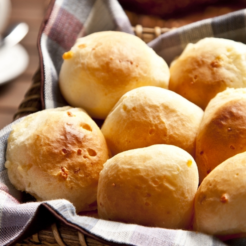 Homemade Cheese Buns Recipe
