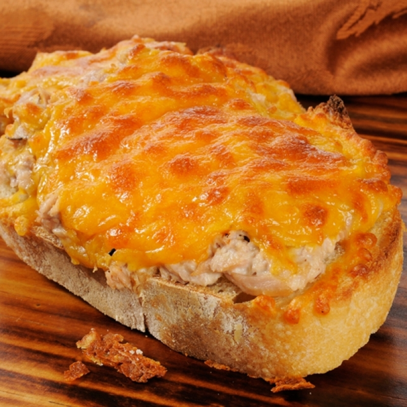 Tasty Tuna Melt Recipe