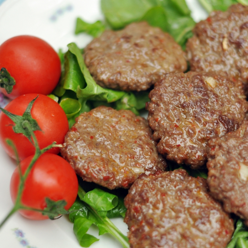 Perfect Hamburger Patty Recipe