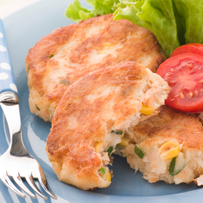 Cod fishcakes recipe for How to make cod fish cakes