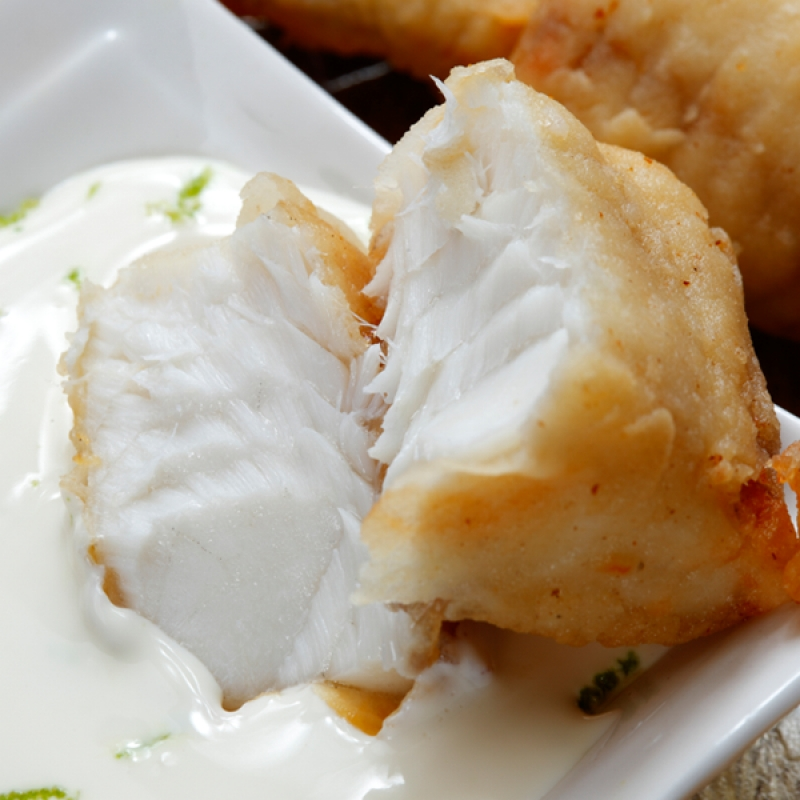 Fish With Tartar Sauce Recipe