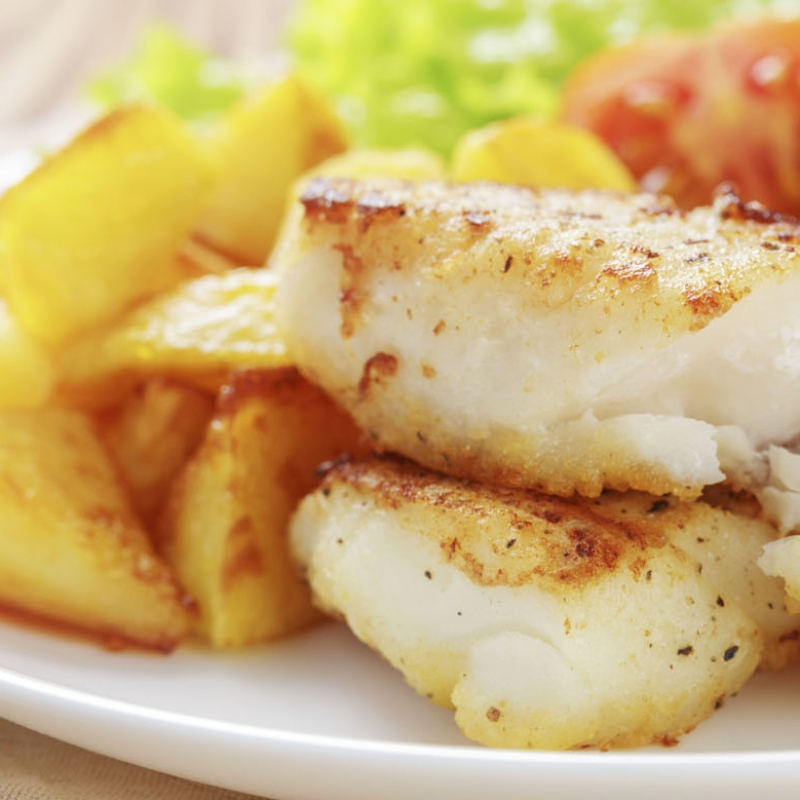 Baked cod recipe for Cod fish recipes