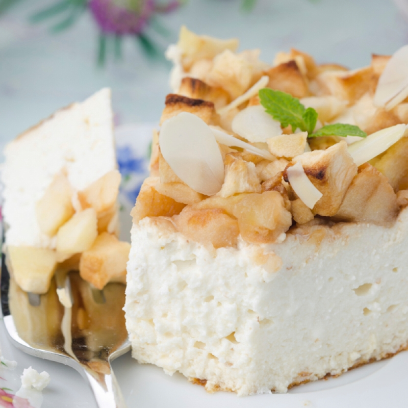 Cottage Cheese Cake Recipes