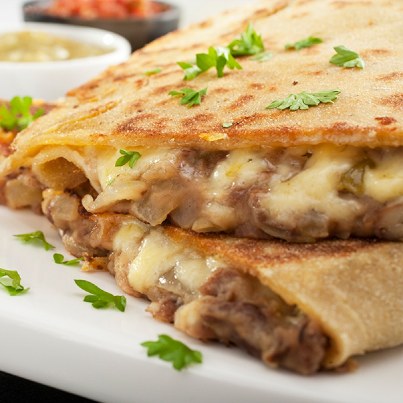 Bean And Cheese Quesadilla Recipe