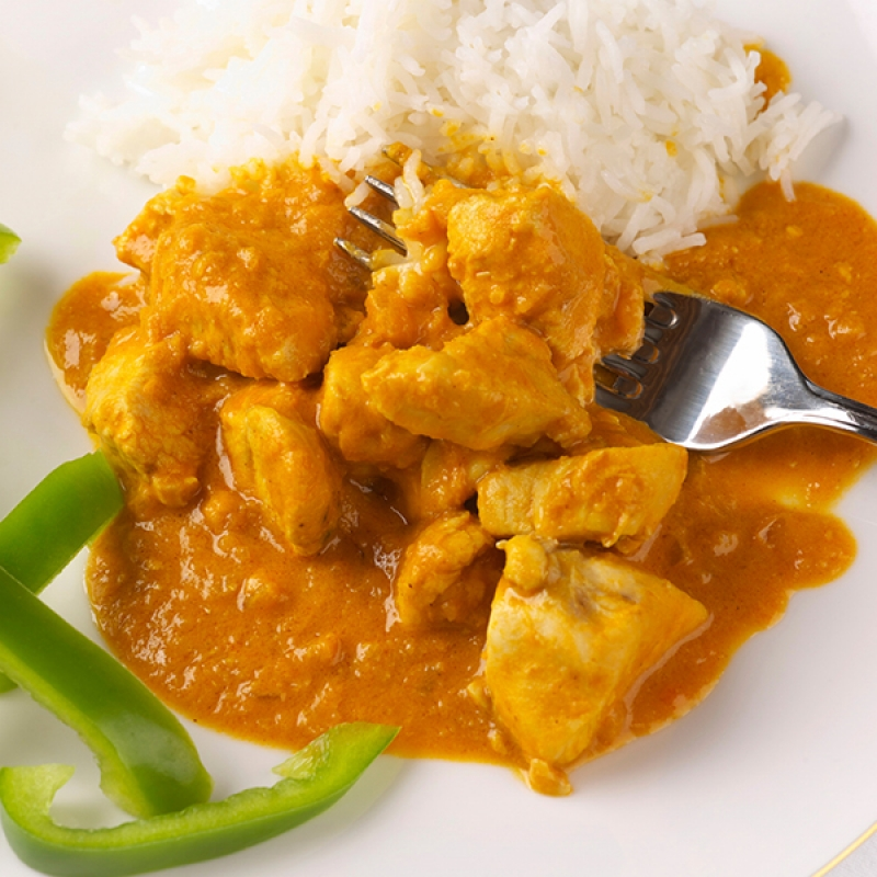 this peanut curry chicken is so tasty and is really easy to make curry ...