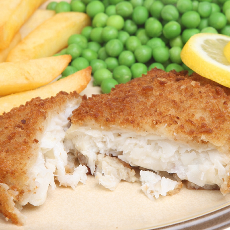 Breaded haddock recipe for How to make breaded fish