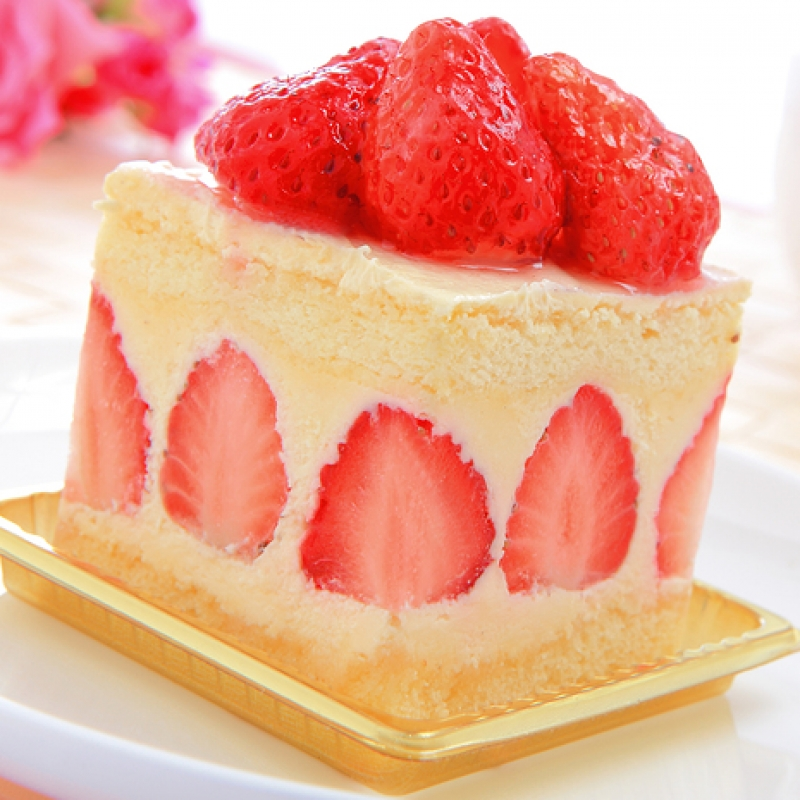 strawberry vanilla cake fancy strawberry cake recipe 7780