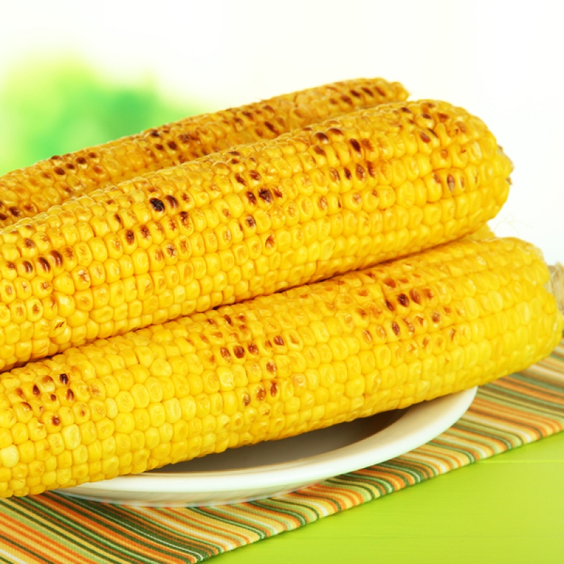 Grilled Corn On The Cob Recipe