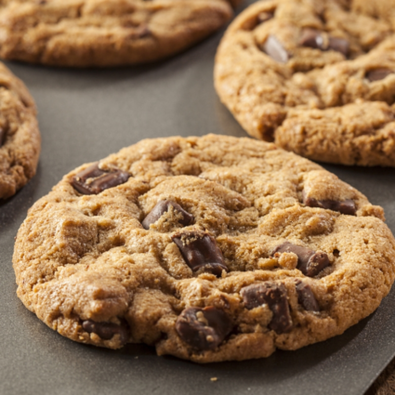 Chocolate Chunk Cookies Recipe