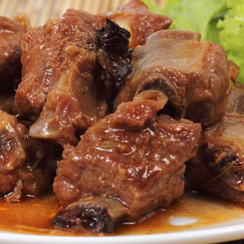 Oven Baked Short Ribs Recipe