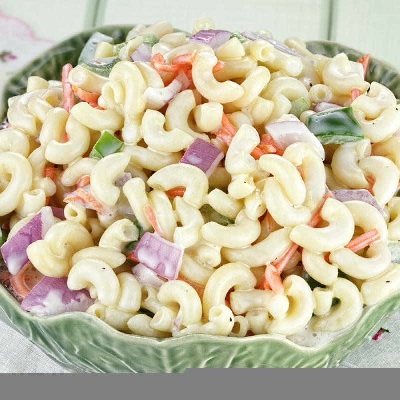 Cold Macaroni Salad Recipe