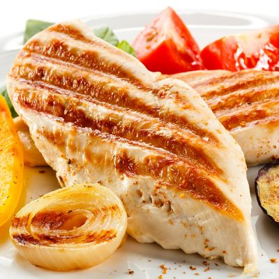 how to make lemon grilled chicken breast