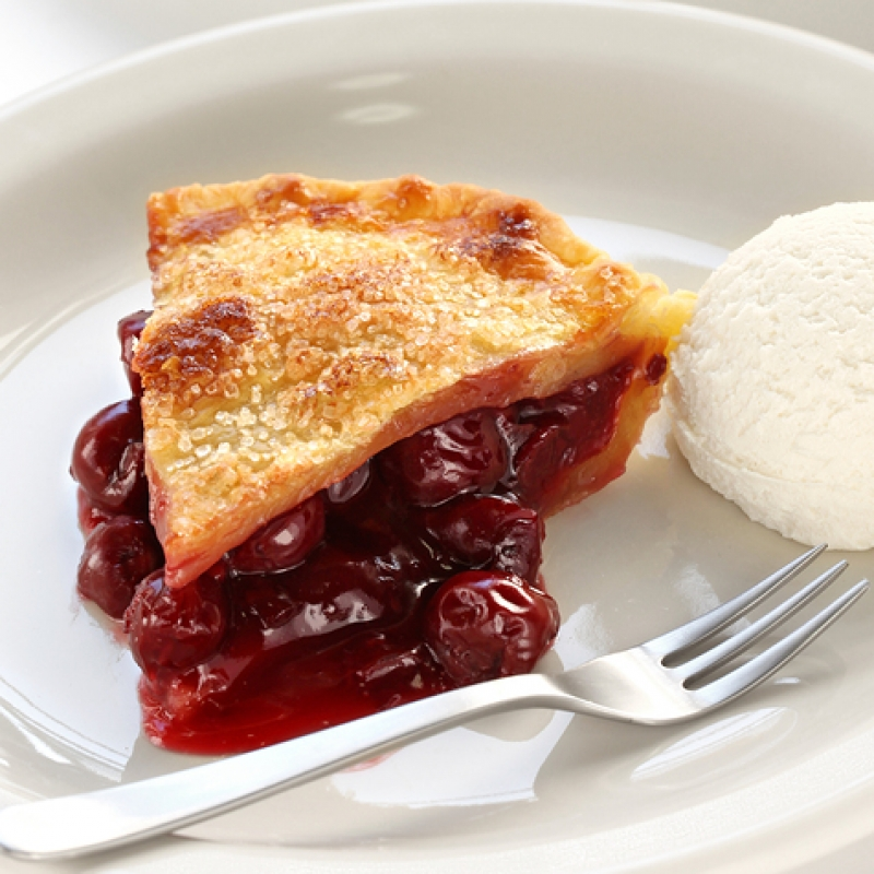 Canned Cherry Pie Recipe
