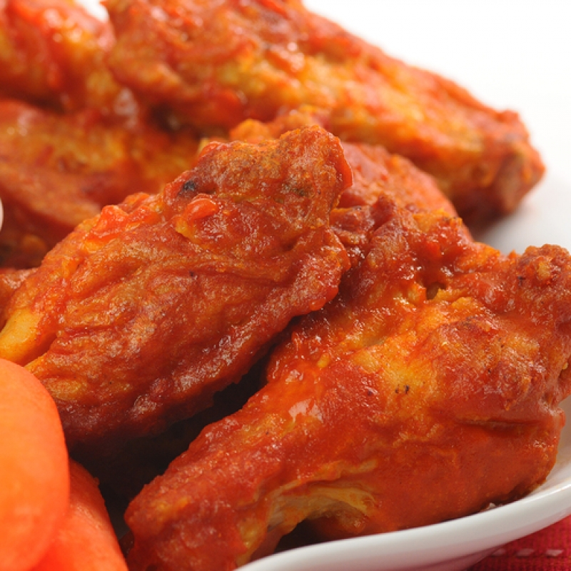 Red Hot Chicken Wings Recipe