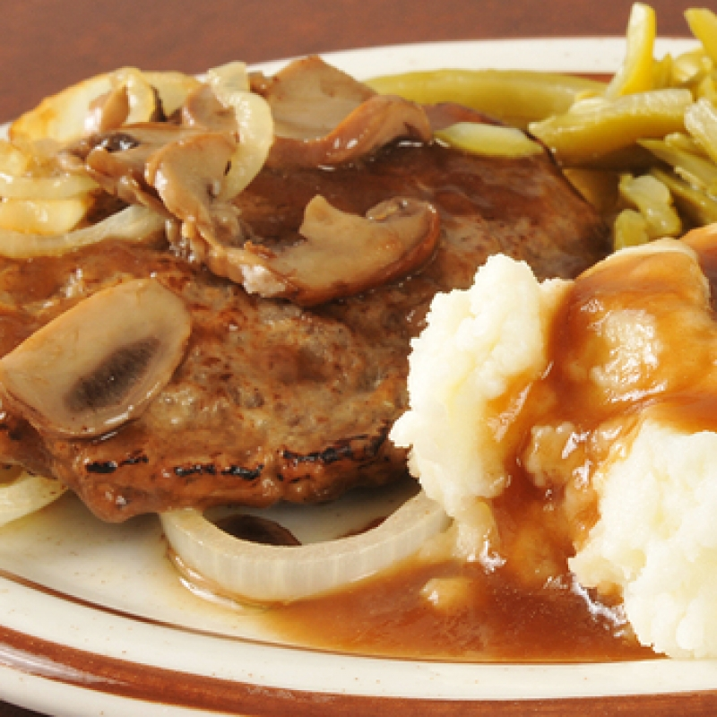 Liver And Onions With Gravy Recipe