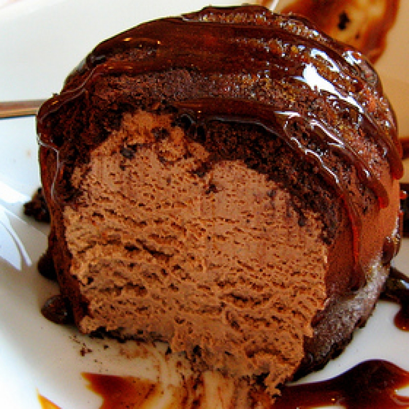 Chocolate Tartufo Recipe