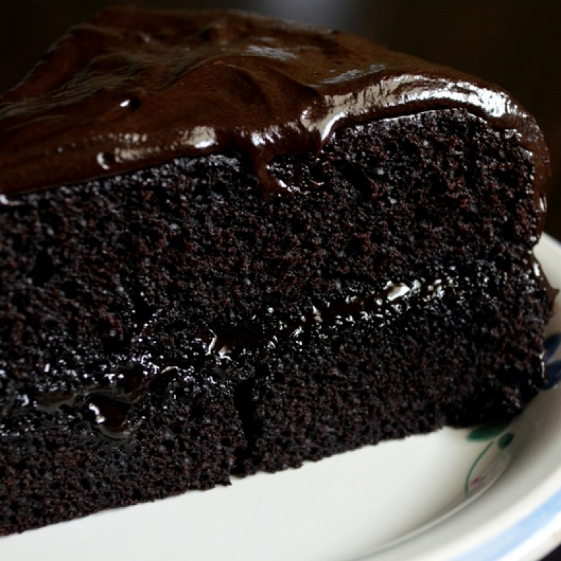 Super Moist Chocolate Cake Recipe With Coffee