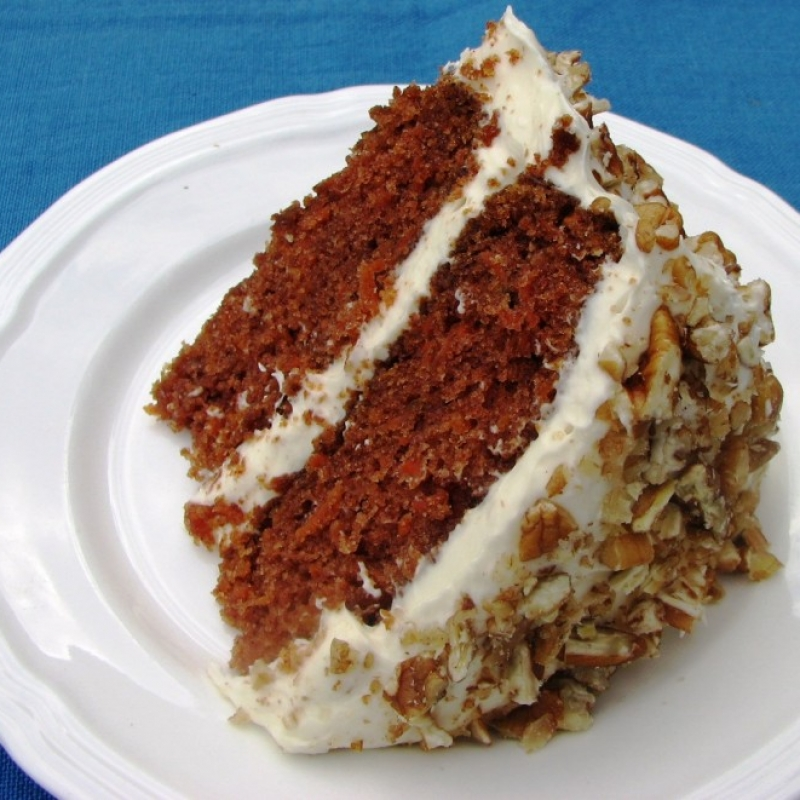 Easy Frosting Recipe For Carrot Cake